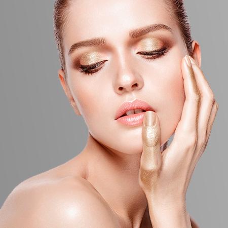 Marco Aldany servicios de maquillaje