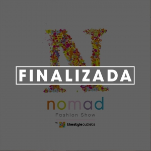 NOMAD –  20%DTO presentando flyer